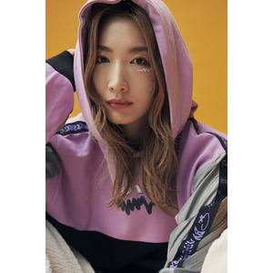 SUSU 2019 RUN to 2020 LONG TAPE HOODIE