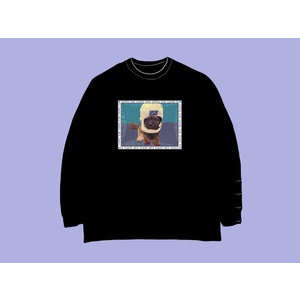 [受注販売] GOGO WICKET ESA SANPO LONG T-Shirt / black