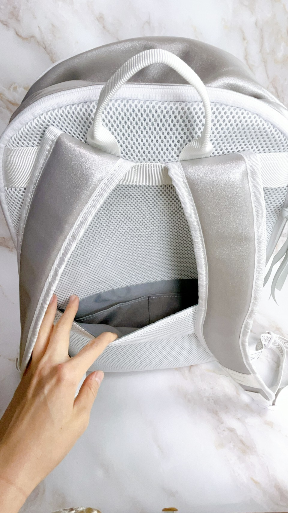 HYPER BACKPACK PERFECT SILVER