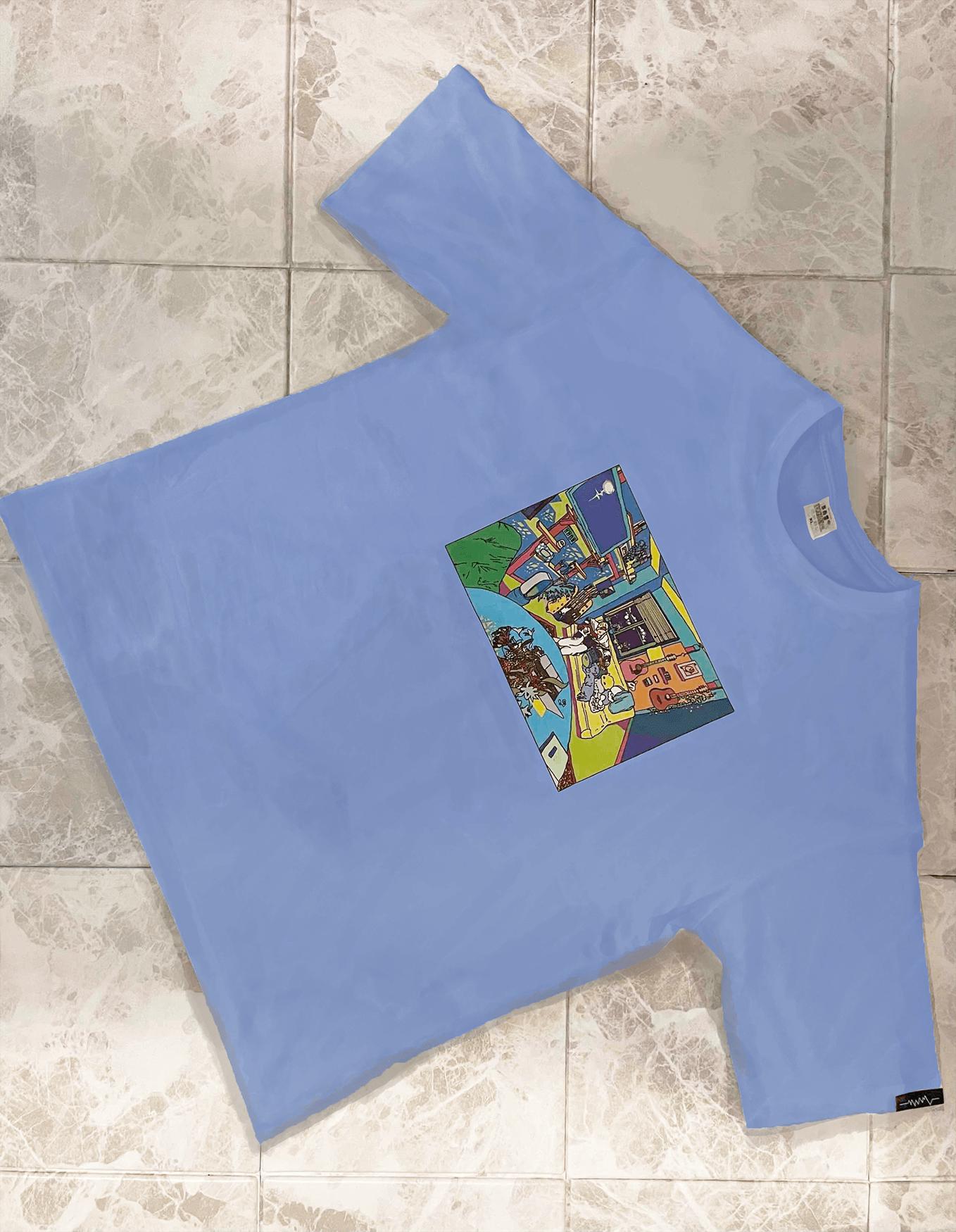 お家でなかちゃん!Tシャツ
