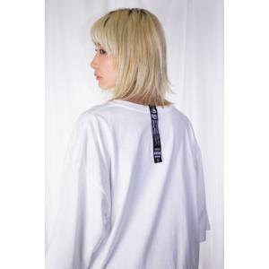 Nuef 毛 T-shirt WHITE